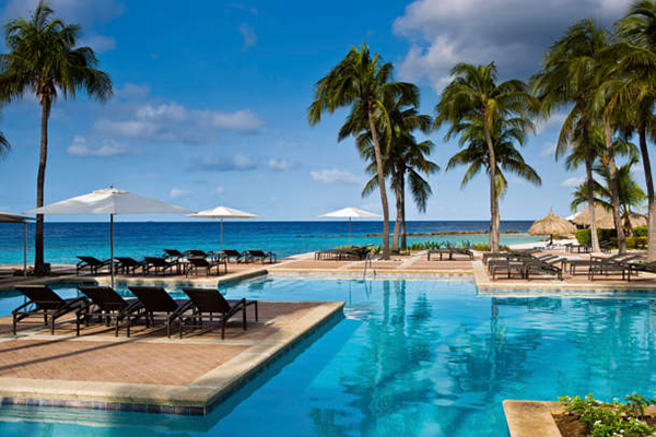 Curacao Marriott Beach Resort & Emerald Casino.