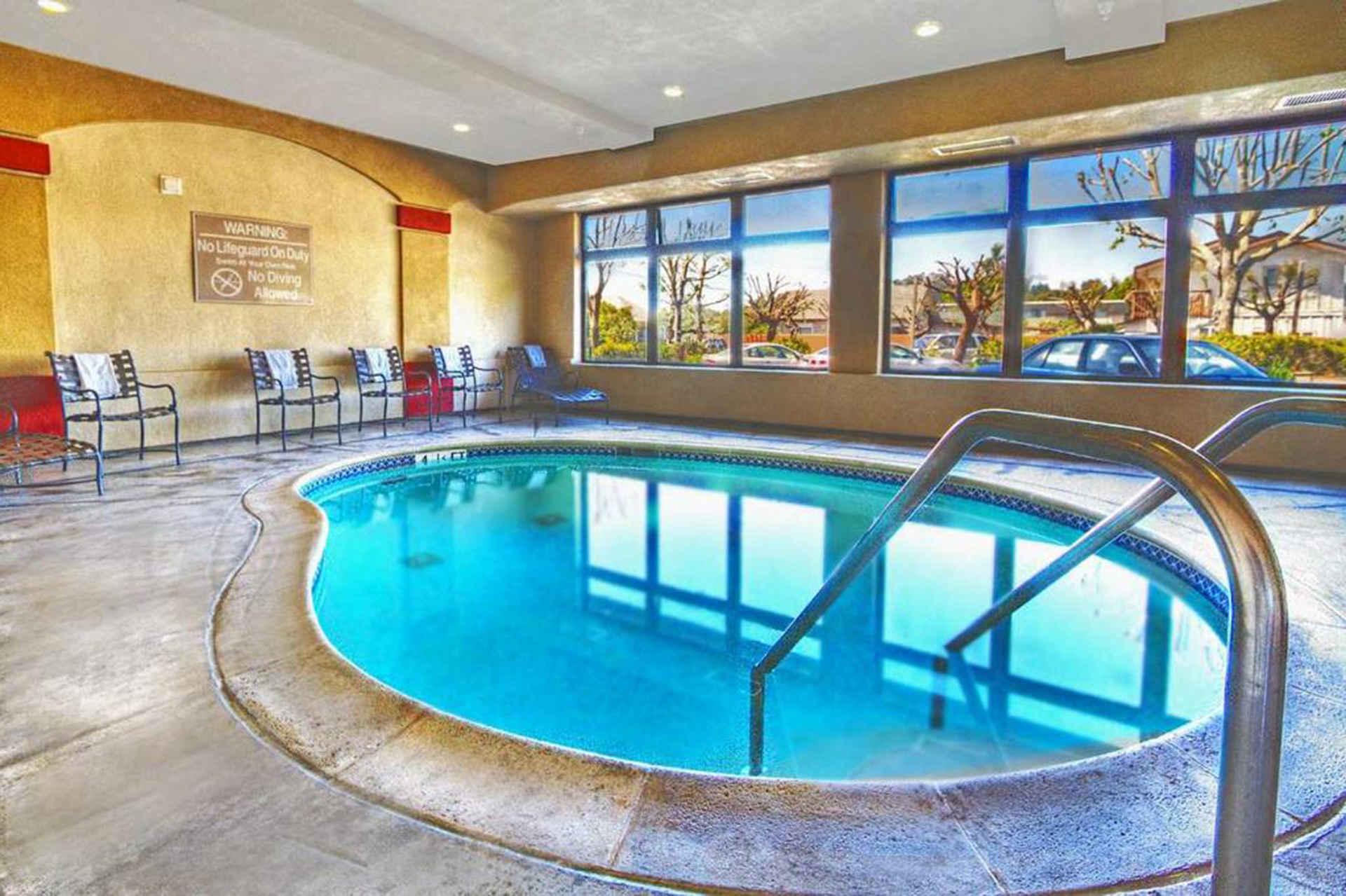 Hampton Inn Santa Cruz in Santa Cruz, CA