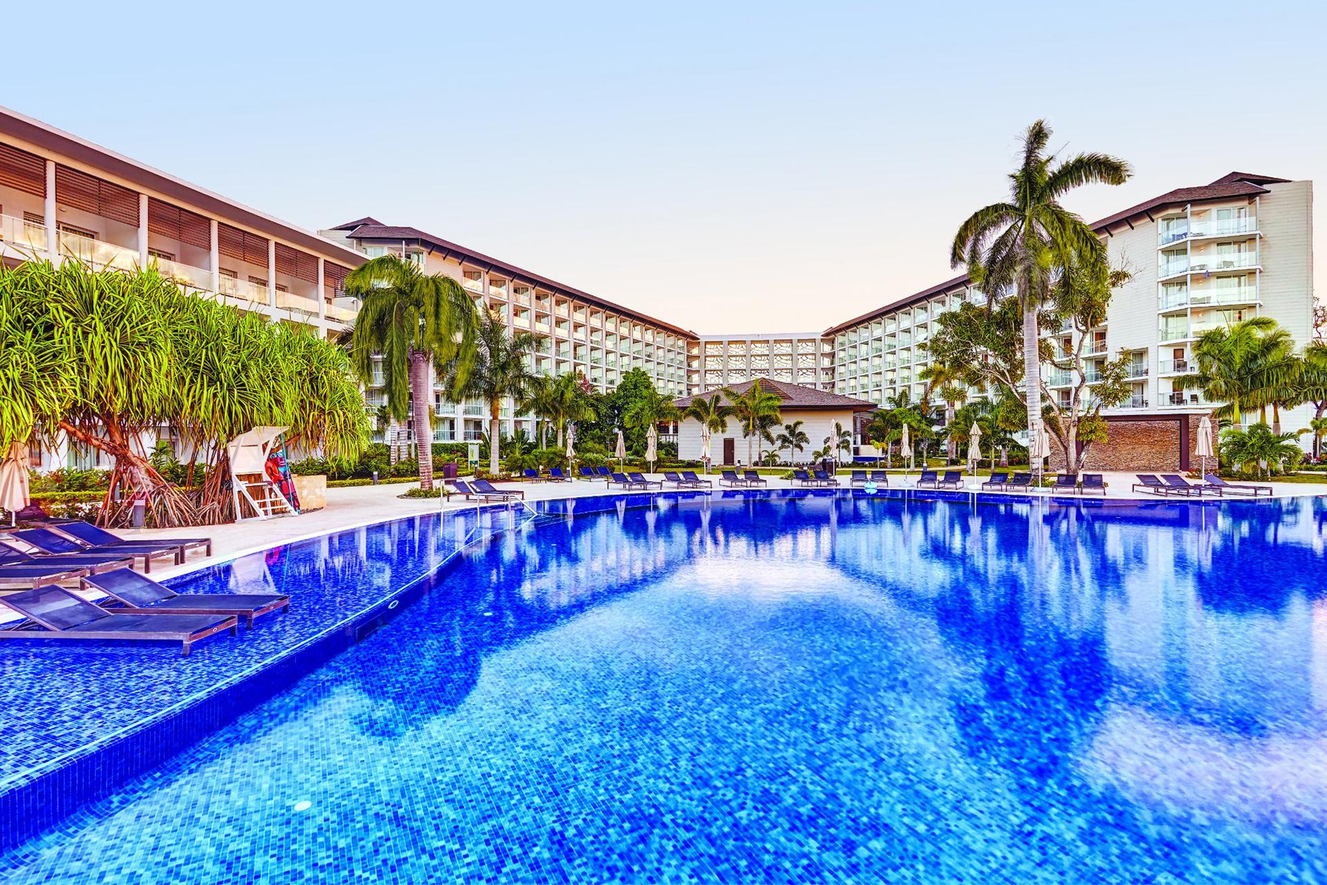 Royalton White Sands Resort; Courtesy of Royalton White Sands Resort