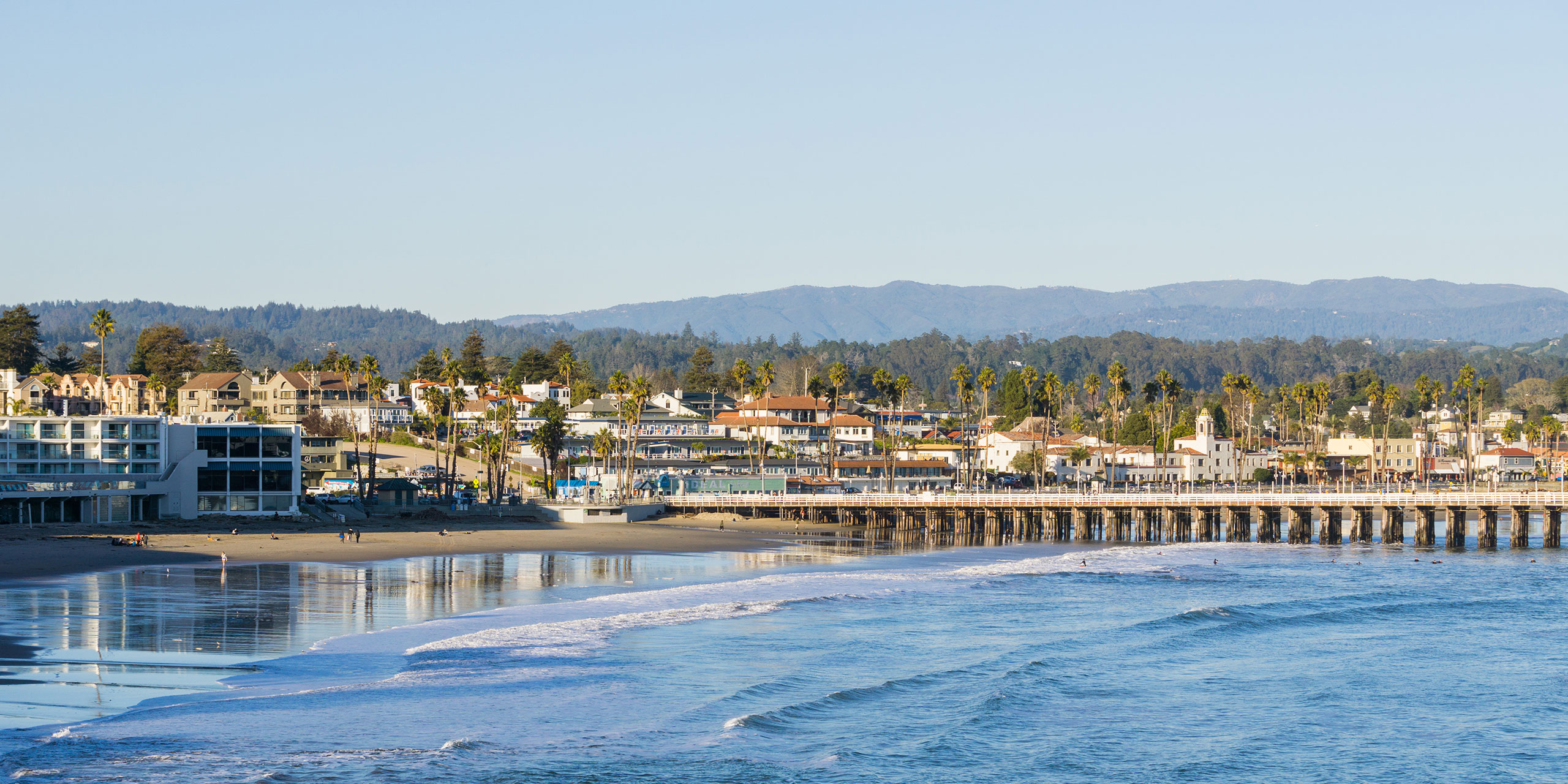 Santa Cruz, California; Courtesy of Sundry Photography/Shutterstock.com