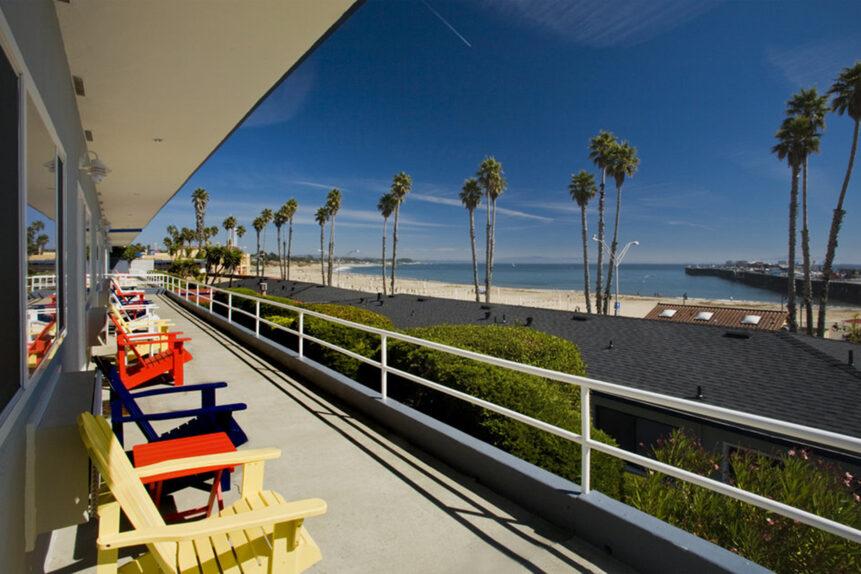Beach Street Inn in Santa Cruz