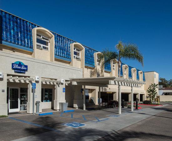 Blue Sea Beach Hotel San Go Ca