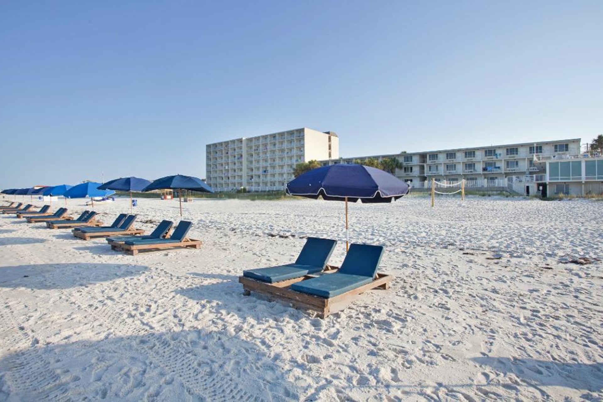 Beachside Resort in Panama City Beach, FL
