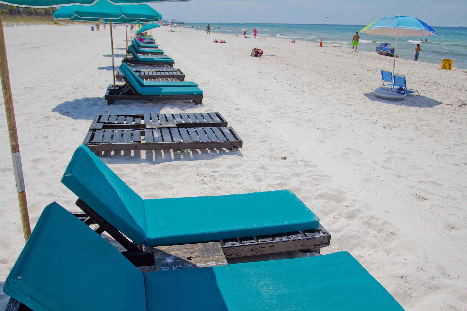 Beach Tower By The Sea in Panama City Beach, FL