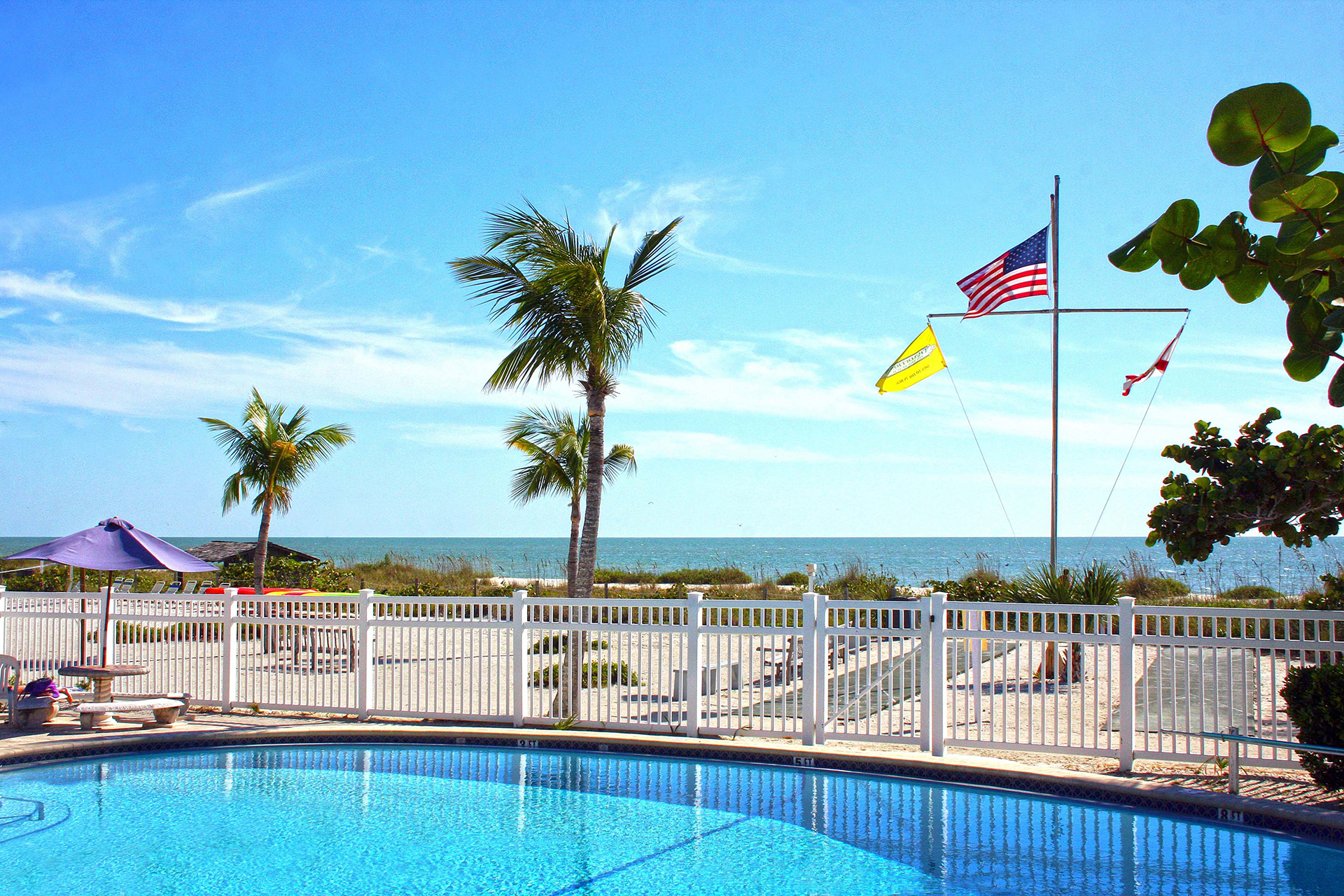 Island Inn in Sanibel Island, Florida