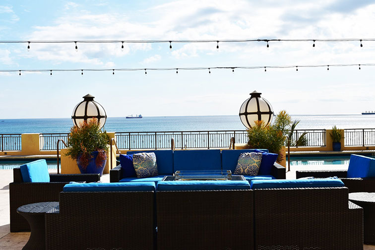 The Atlantic Hotel & Spa in Fort Lauderdale