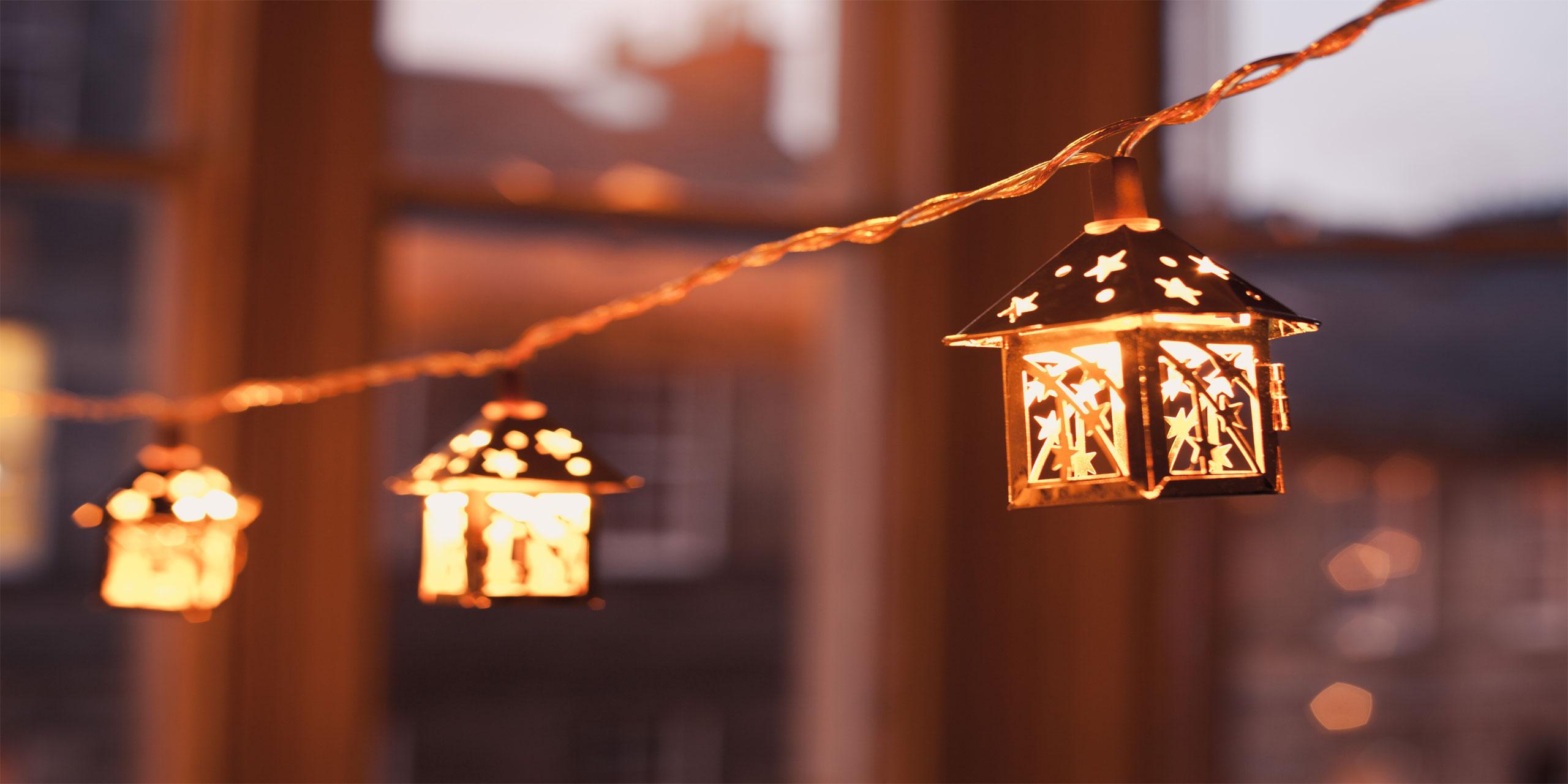 Christmas Decor; Courtesy of Joanna Tkaczuk/Shutterstock.com