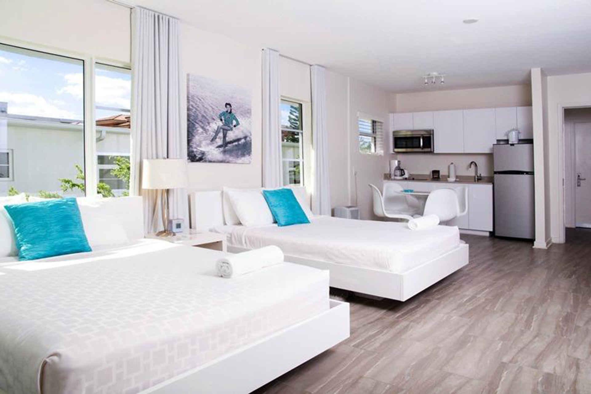 The Aqua Hotel in Fort Lauderdale