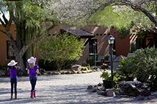White Stallion Ranch in Tucson, Arizona.