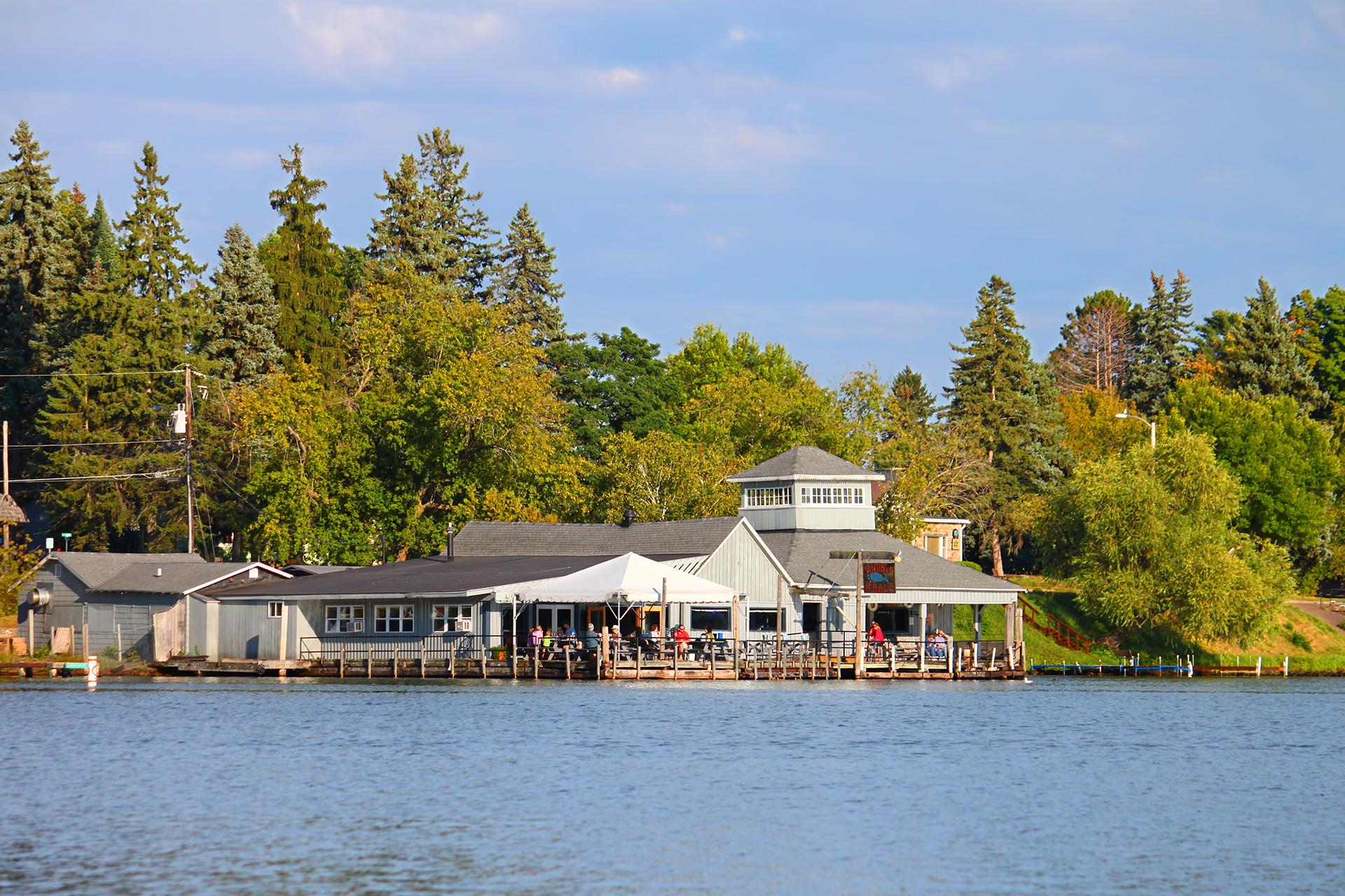 Lake Minocqua, Wisconsin