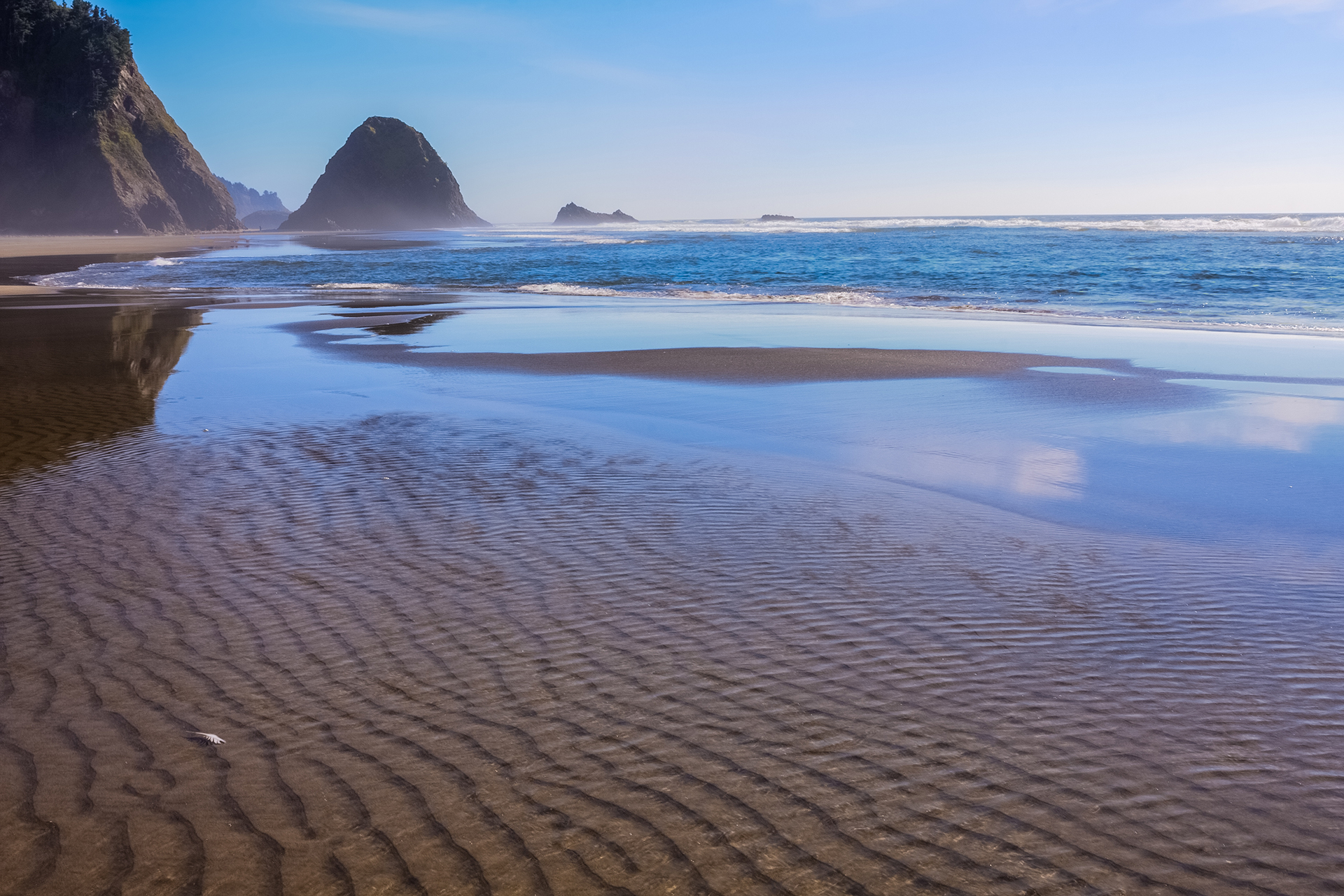 The Left Coast And Pacific Ocean Offer Families Several West Beach Vacation Ideas California May Have Warmer Al Options But Oregon
