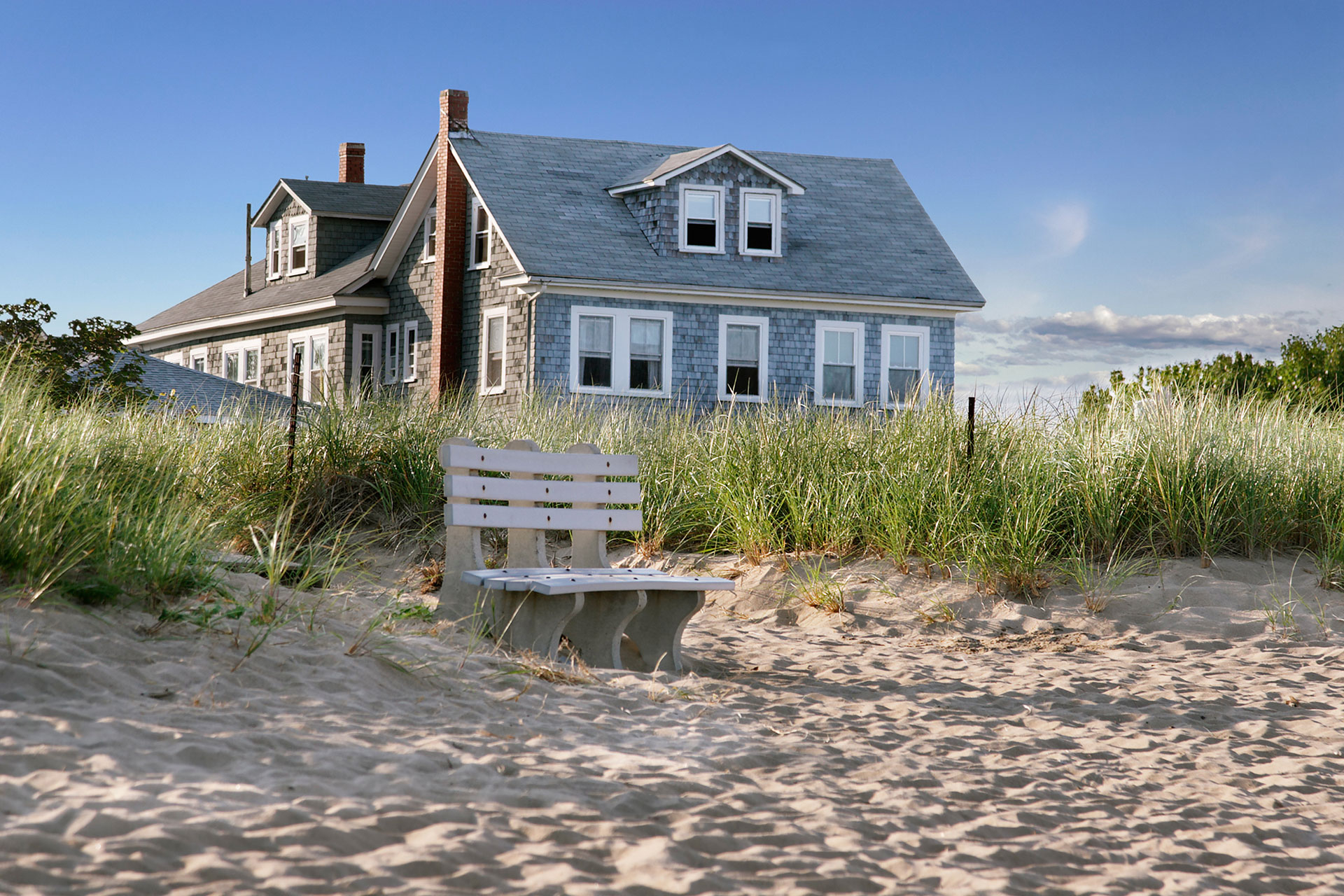 New England Beach Al Destinations