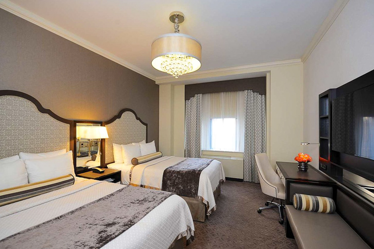 Park South Hotel; Courtesy of Park South Hotel