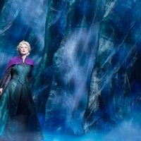Frozen on Broadway; Courtesy of Deen Van Meet