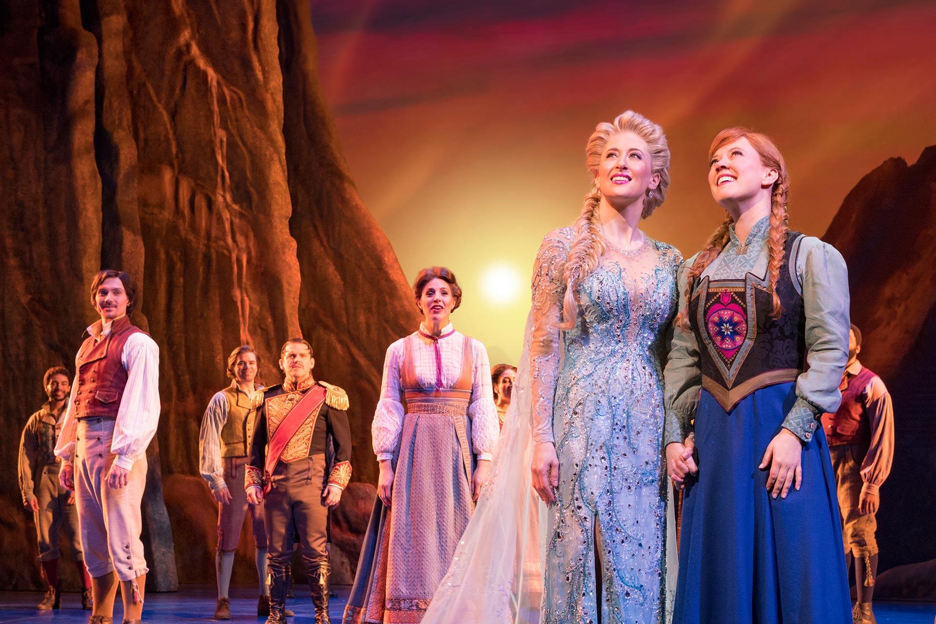 Disney's Frozen on Broadway