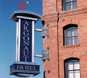 Argonaut Hotel.