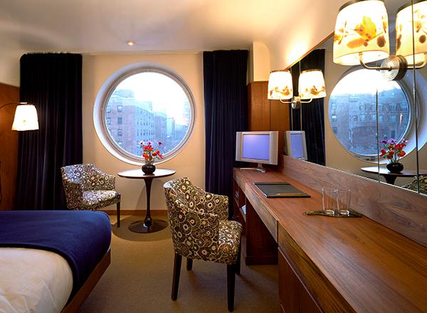 Maritime Hotel.