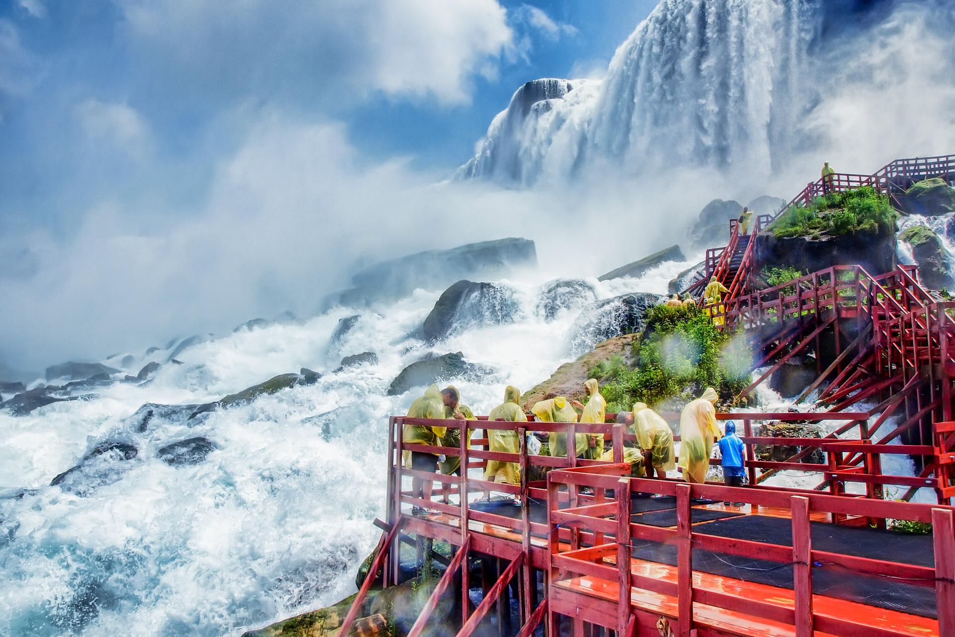 Niagara Falls; Courtesy of Lidiia Kozhevnikova/Shutterstock.com