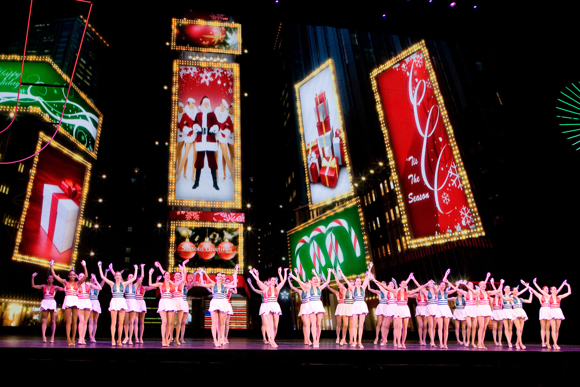 The Radio City Music Hall Christmas Spectacular