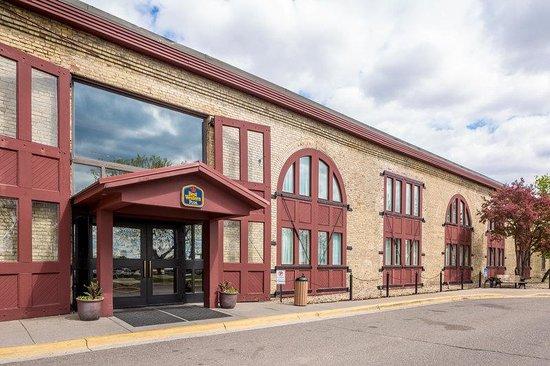 Best Western Plus Como Park Hotel St Paul Mn 2019 Review