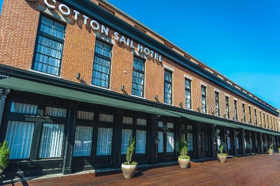 Cotton Sail Hotel Savannah Ga 2018 Review Ratings Family Vacation Critic