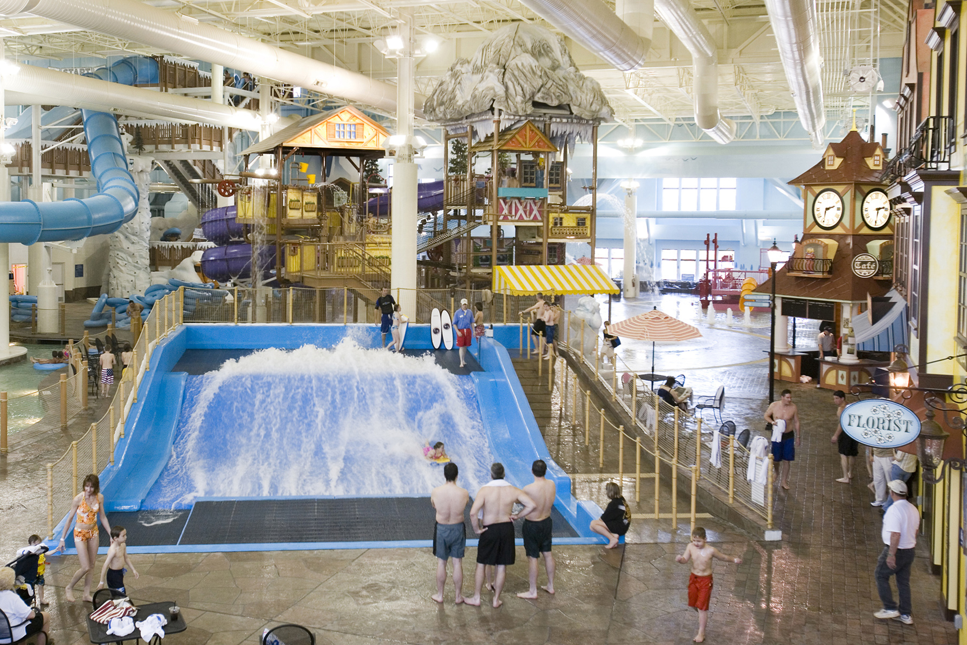 Silver Mountain Water Park >> 14 Family Ski Resorts With Indoor Water Parks Family Vacation Critic