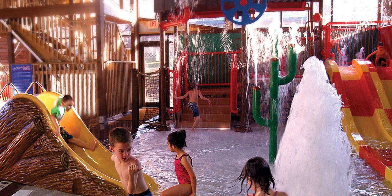 14 family ski resorts with indoor water parks | family vacation critic