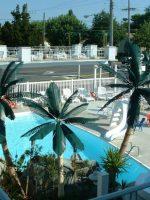 Blue Palms Resort Amp Boardwalk Bungalows Wildwood Nj