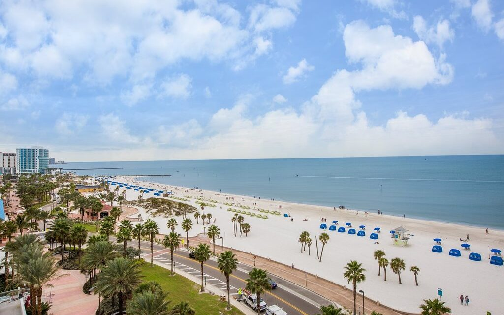 Wyndham Grand Clearwater Beach; Courtesy of Wyndham Grand Clearwater Beach