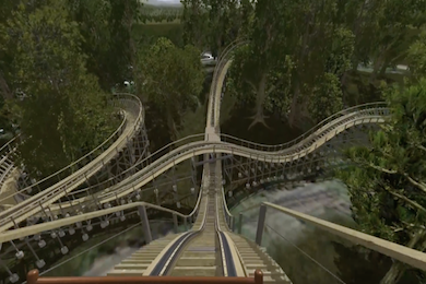 Busch Gardens Williamsburg Reveals First Wooden Coaster Family