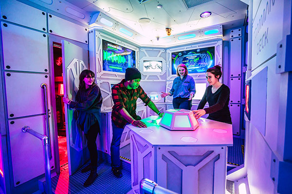Mission: Mars at The Escape Game Orlando