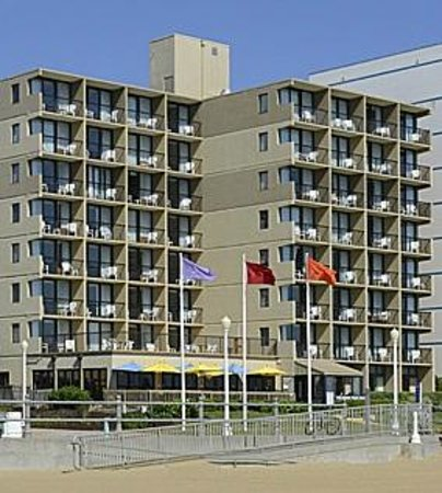 Capes Hotel Virginia Beach Va What