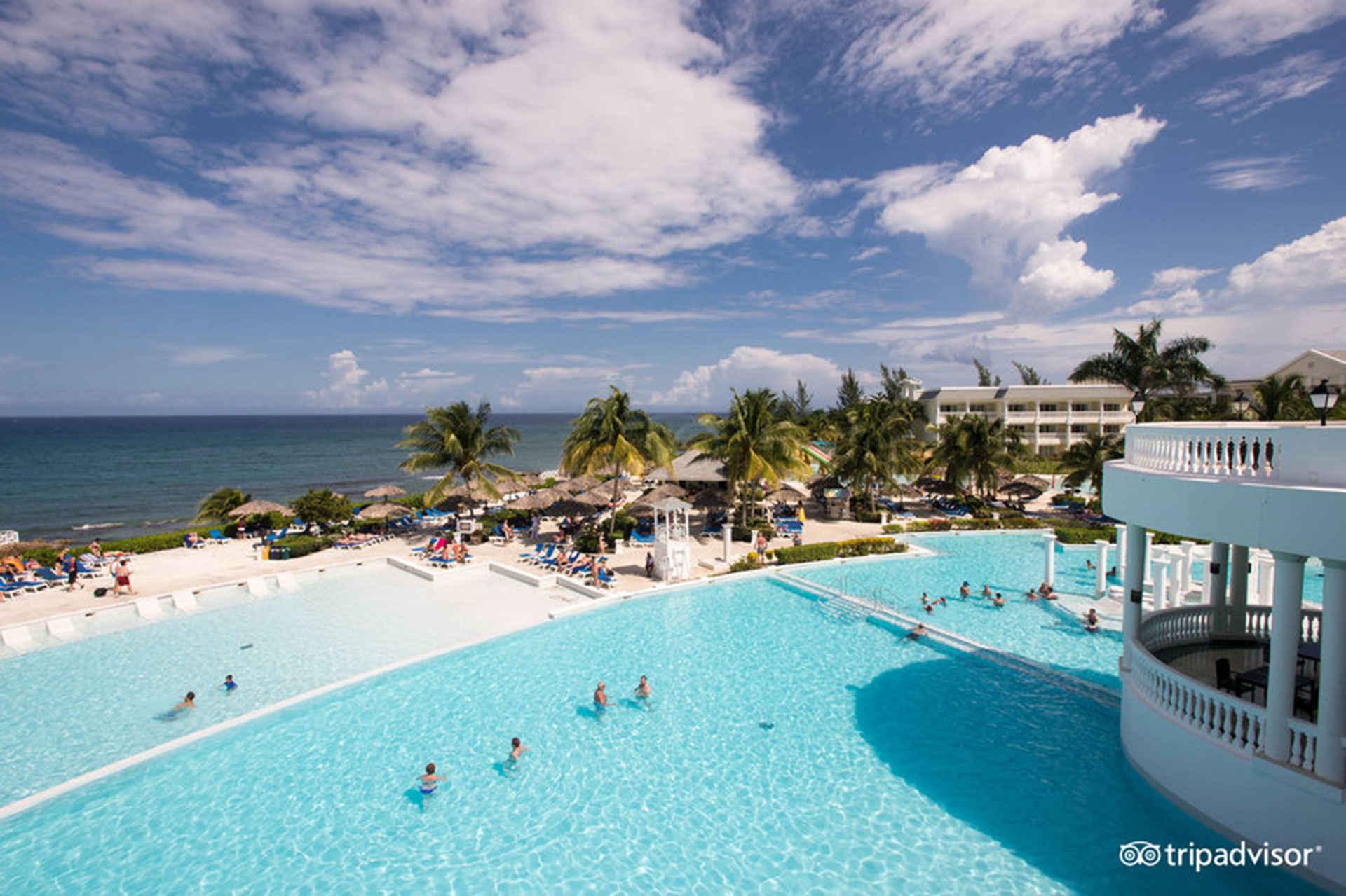 Grand Palladium Jamaica Resort & Spa; Courtesy of Grand Palladium Jamaica Resort & Spa