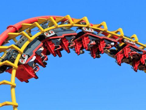 Rollercoaster; Courtesy of Bertl123/Shutterstock.com