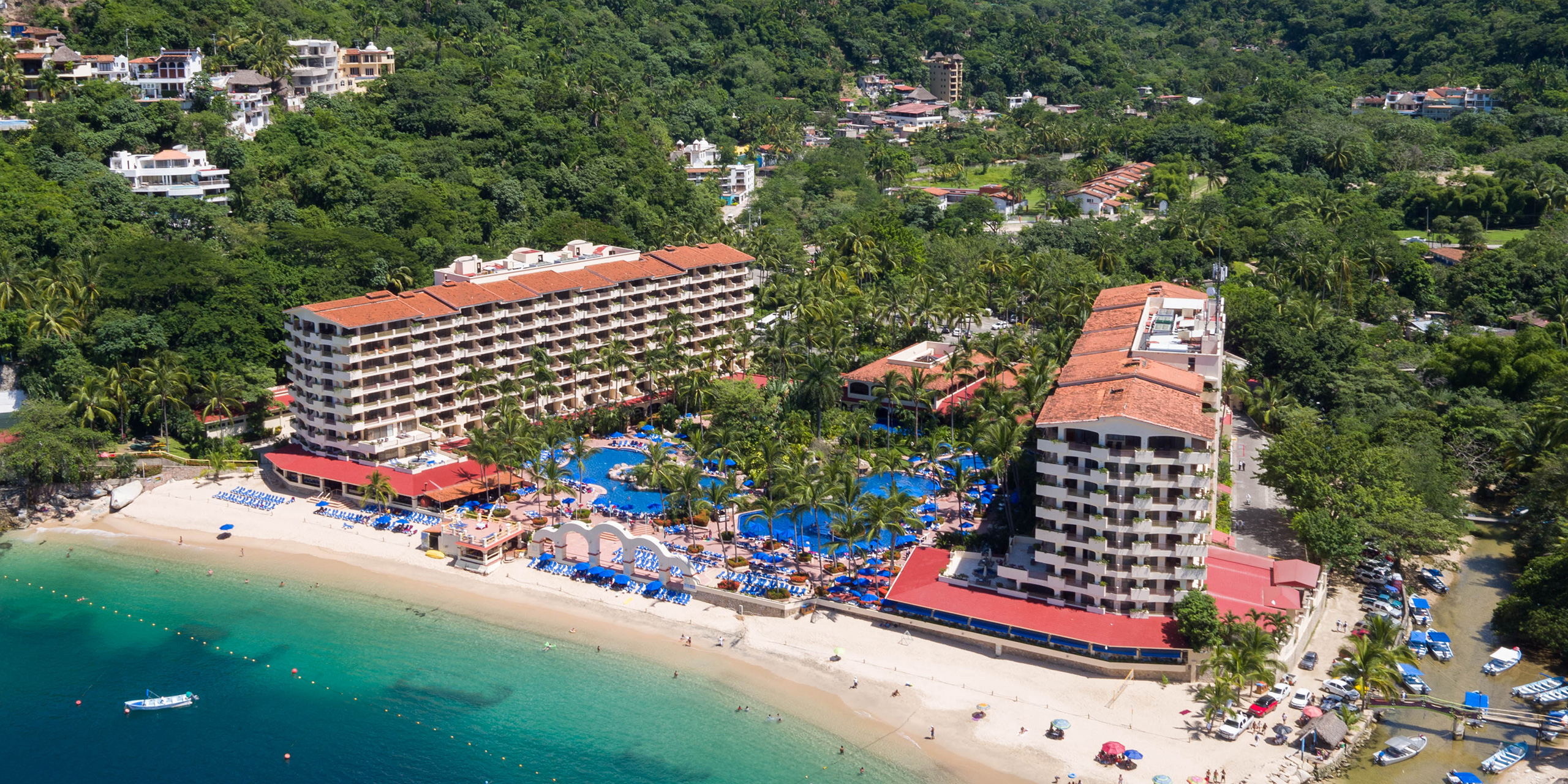 Aerial view of Barcelo Puerto Vallarta; TripAdvisor Expert Photo