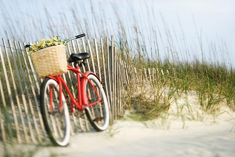 Beach in North Carolina