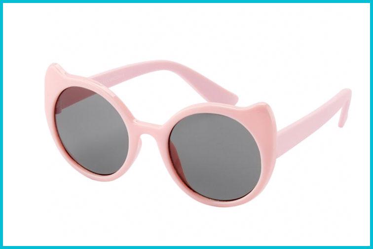 Pink Cat Eye Sunglasses at Carter's