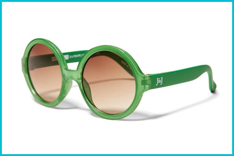 Round Kids' Sunglasses by Janie and Jack