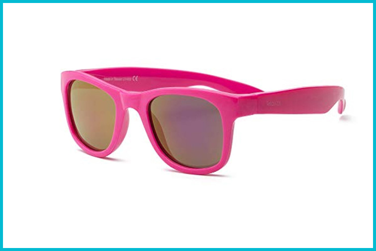 Pink Real Kids Shades; Courtesy of Amazon