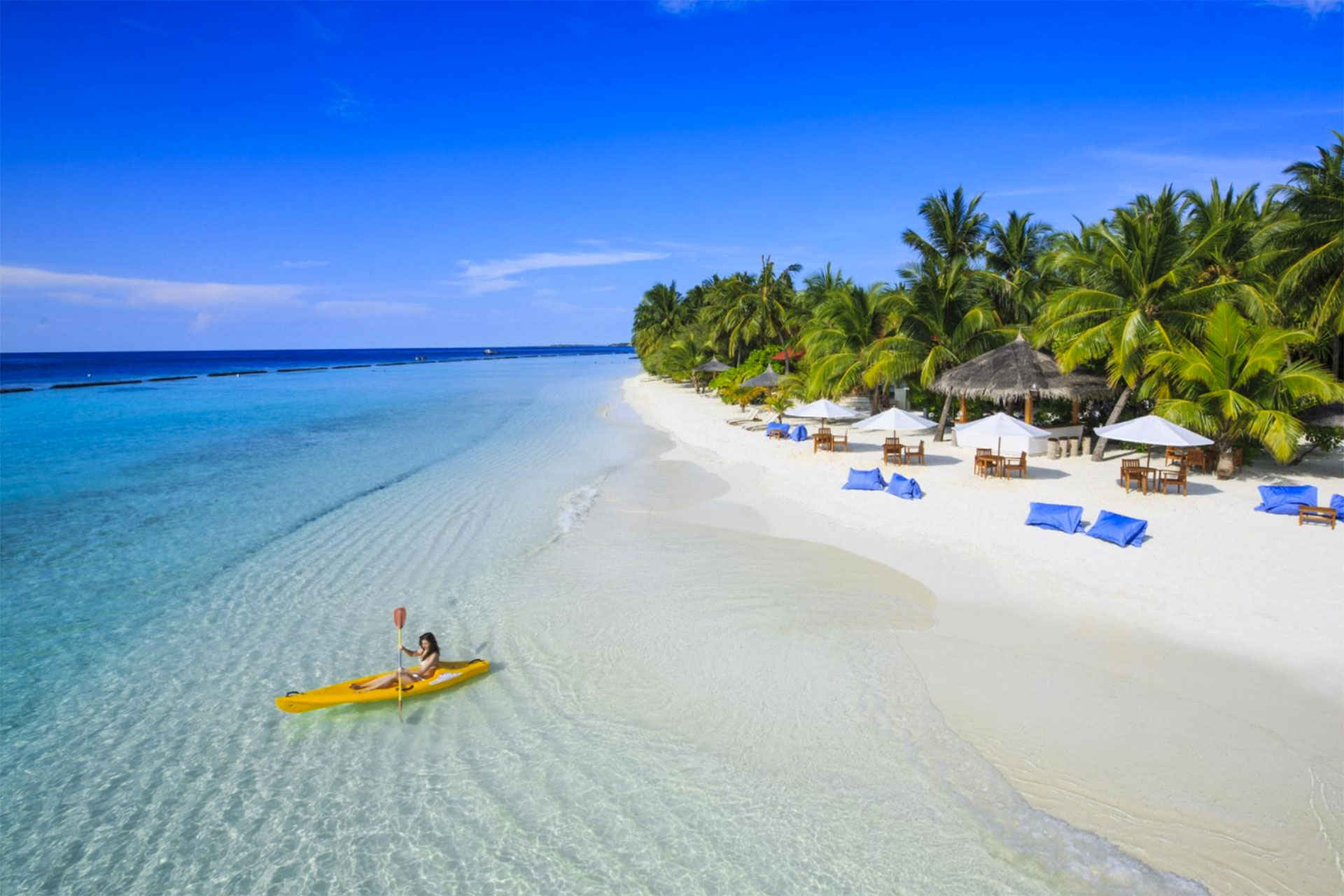 8 Stunning Maldives All Inclusive Resorts for Families