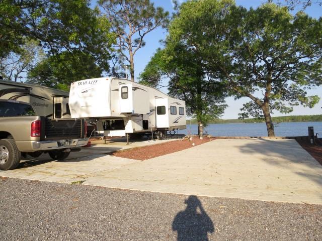 Twin Lakes Camp Resort Defuniak Springs Fl 2018 Review