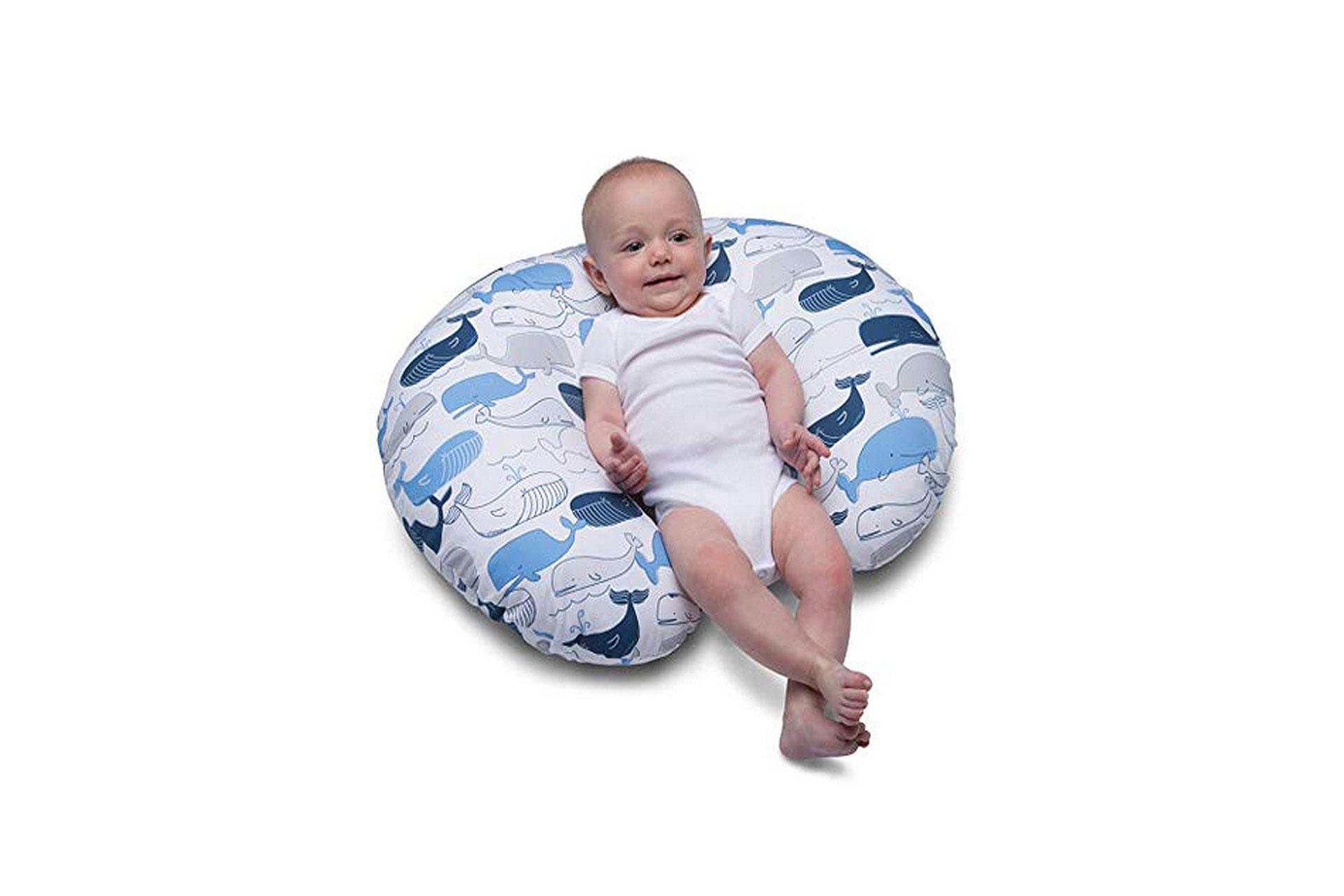 Boppy Pillow; Courtesy of Amazon