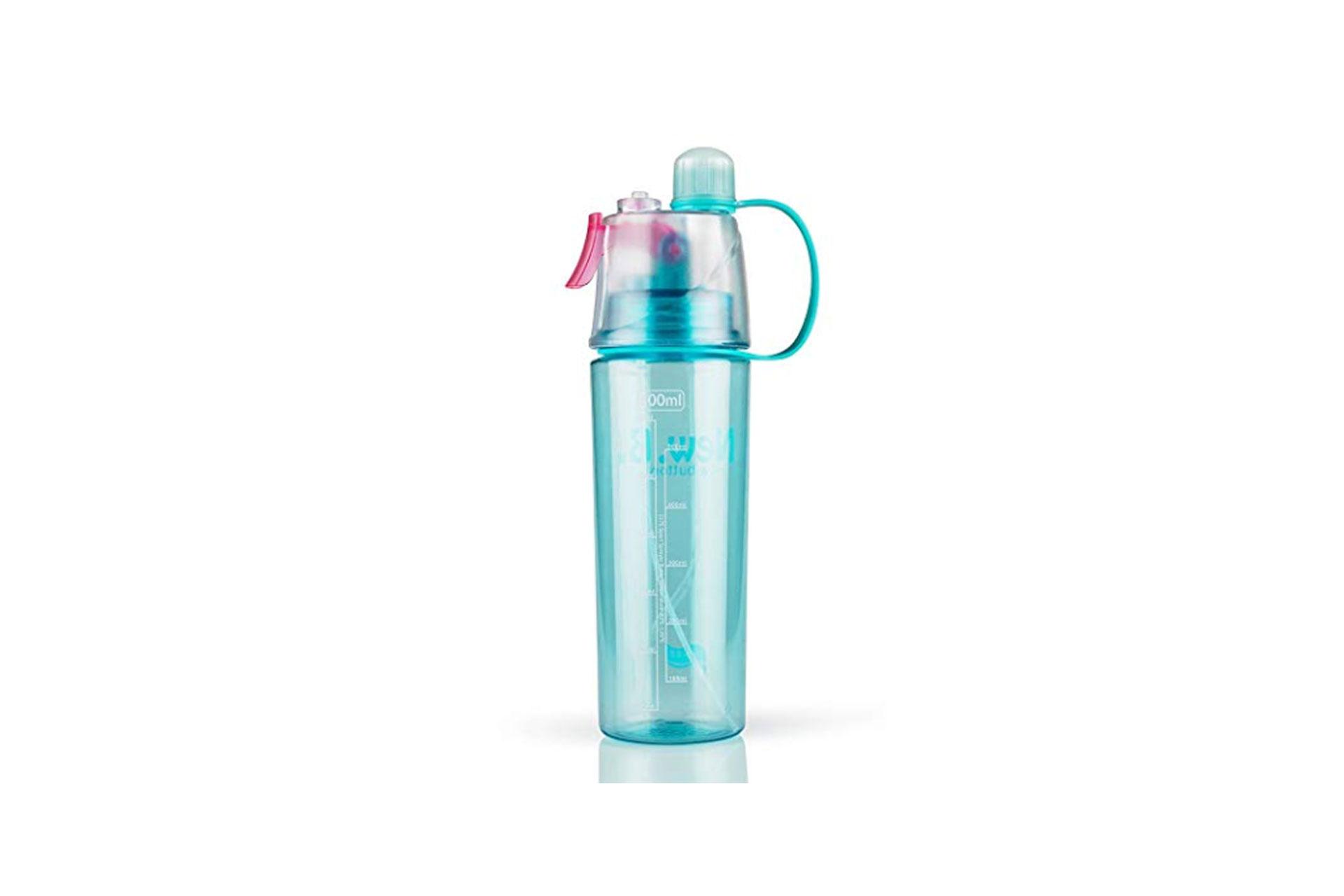 Misting Water Bottle; Courtesy of Amazon