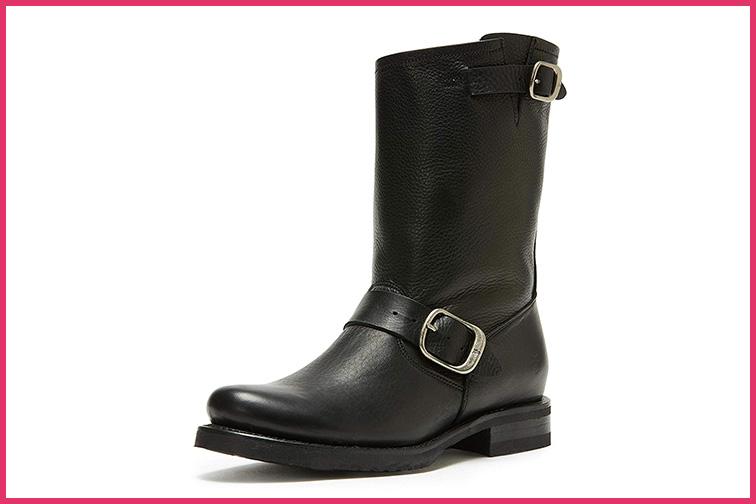 Frye Veronica Short Boot; Courtesy of Amazon