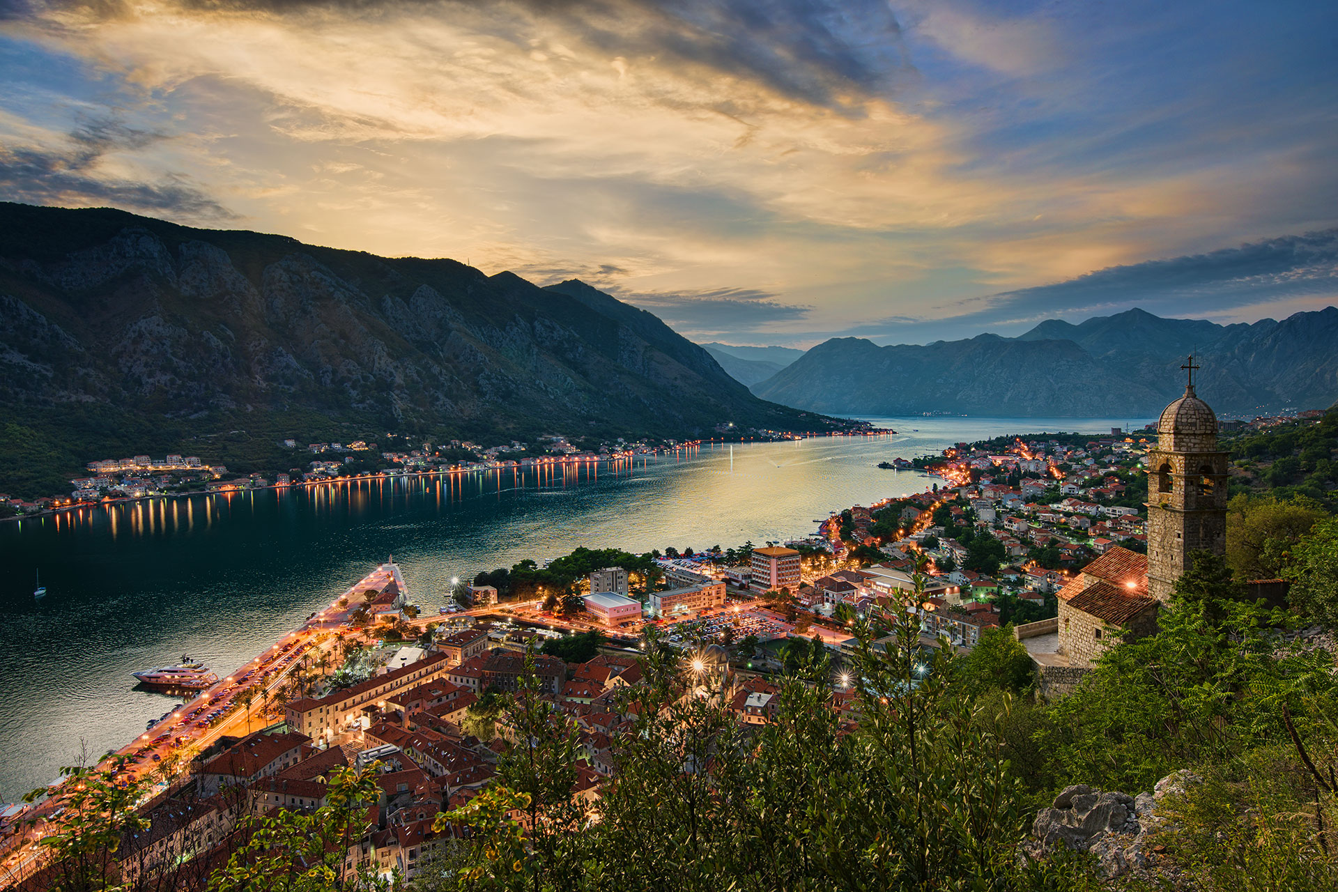 Montenegro; Courtesy of AleksandrLu/Shutterstock.com
