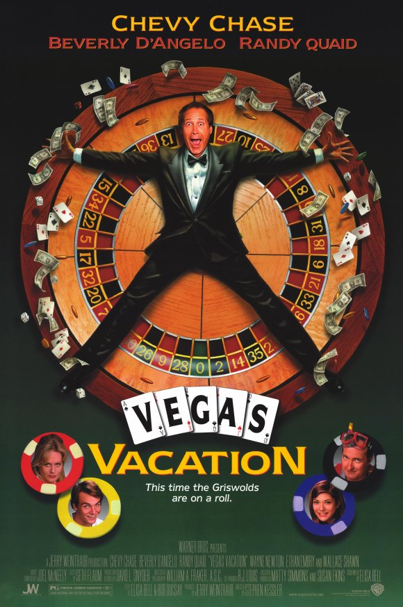 National Lampoons Vegas Vacation; Courtesy of Warner Bros.
