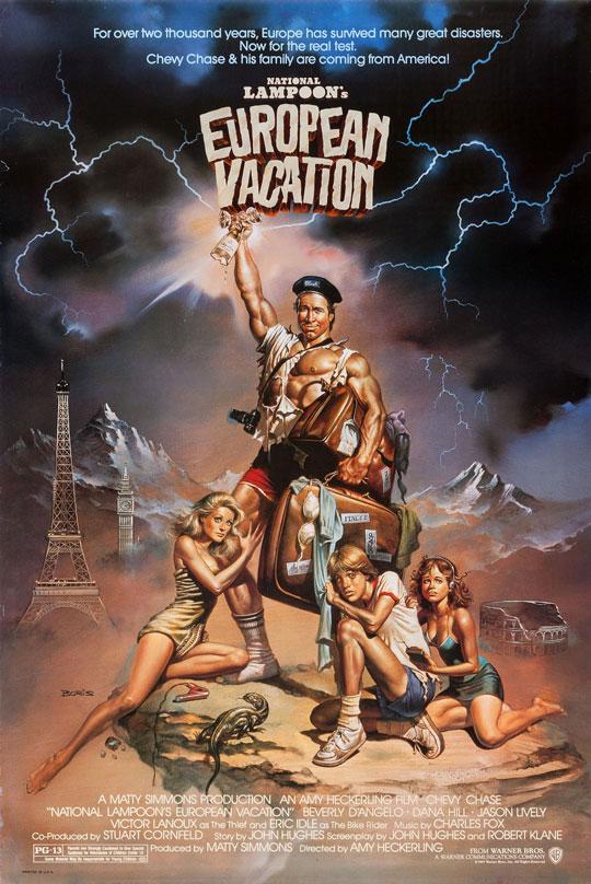 National Lampoons European Vacation; Courtesy of Warner Bros.