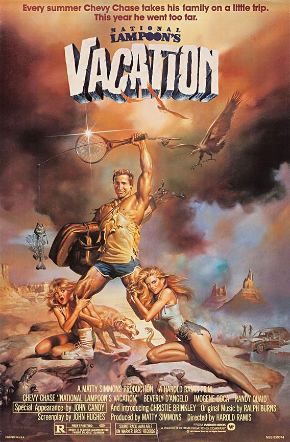 National Lampoons Vacation; Courtesy of Warner Bros.