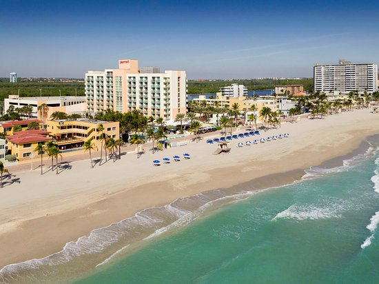 Hollywood Beach Marriott Fl What To Know