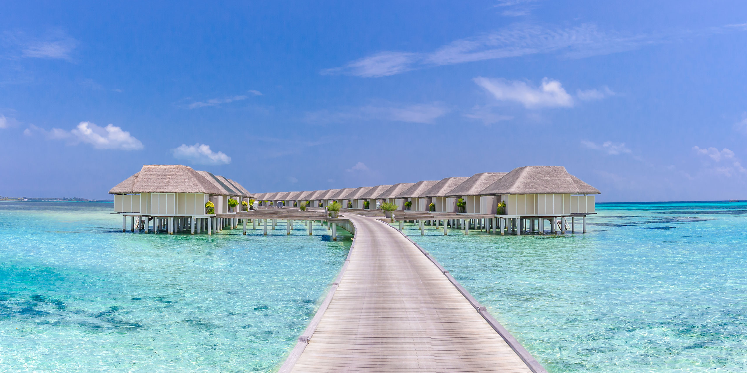 Overwater Bungalows; Courtesy of icemanphotos/Shutterstock.com